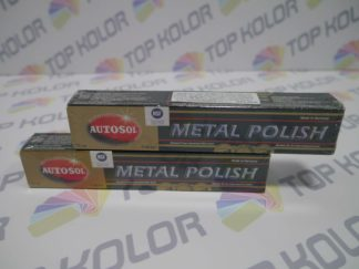 Autosol Metal Polish Pasta polerska 75ml ogólna do metali