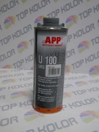 APP U100 UBS Preparat do ochrony karoserii 1kg szary