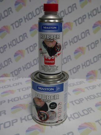 Maston Rubber comp. rozcieńczalnik do gumy 450ml na pistolet