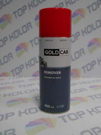 Goldcar Remover preparat do usuwania lakierów spray