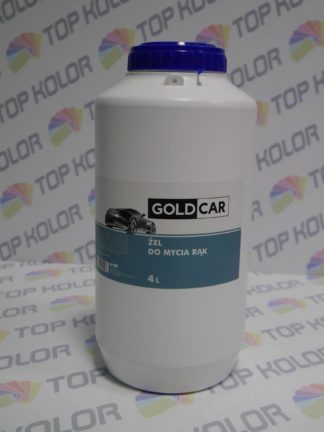 Goldcar żel do mycia rąk 4L