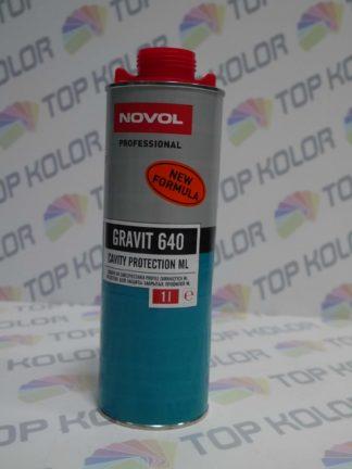 Novol Gravit 640 profile zamknięte