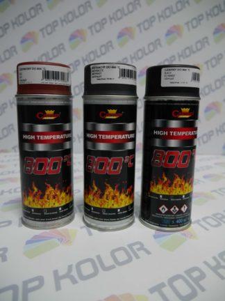 Champion spray żaroodporny 400ml antracyt (grafit)
