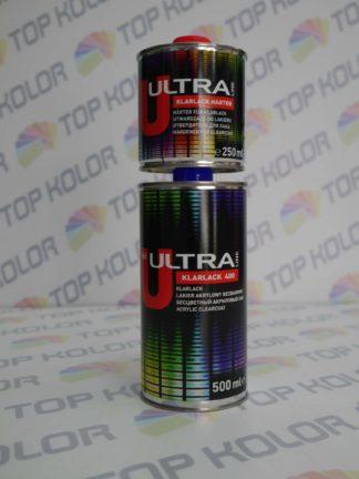 Novol Ultra 400 Lakier bezbarwny 0,5L + 0,25L utw