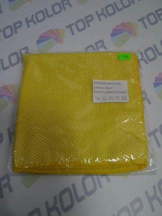Mikrofibra do szyb 40×40 320g/m2 Nowość na rynku struktura ziarnka ryżu!