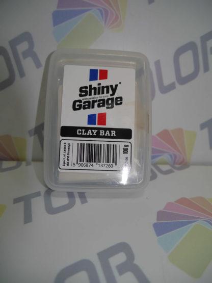 Shiny Garage Glinka czyszcząca fine Clay Bar 100g