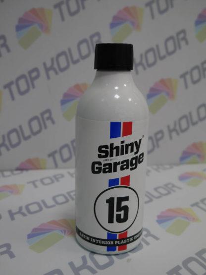 Shiny Garage Satin Dressing krem do kokpitu 500ml